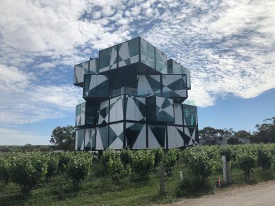 d'Arenberg Cube Voxon