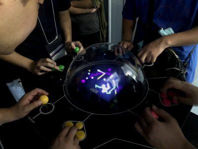 Voxon holgraphic gaming