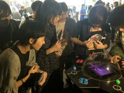 Voxon Tokyo Game Show