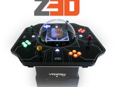 Voxon Z3D Arcade Machine
