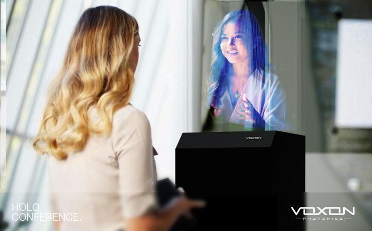 Volumetric Video Communications